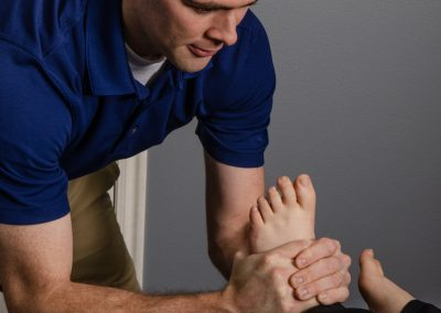Foot and Ankle Pain Therapy North Logan Utah